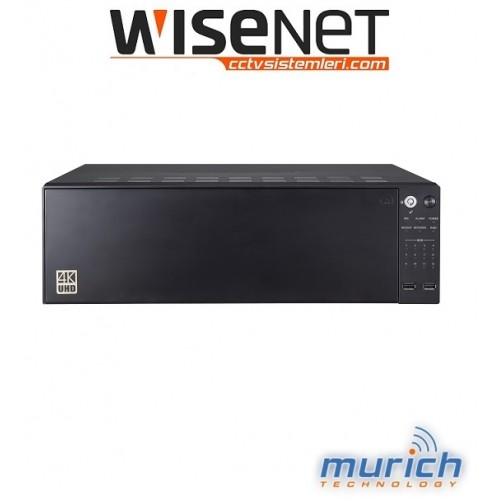 Wisenet PRN-4011 // PRN-4011P